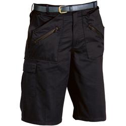 Textil Homem Shorts / Bermudas Portwest PW103 Preto
