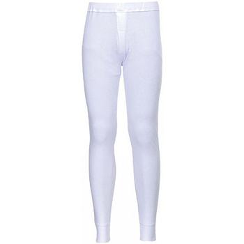 Textil Homem Calças de treino Portwest PW142 Branco