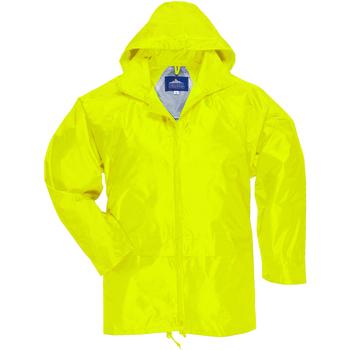 Textil Homem Corta vento Portwest PW166 Amarelo