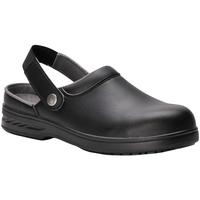 Sapatos Tamancos Portwest PW301 Preto