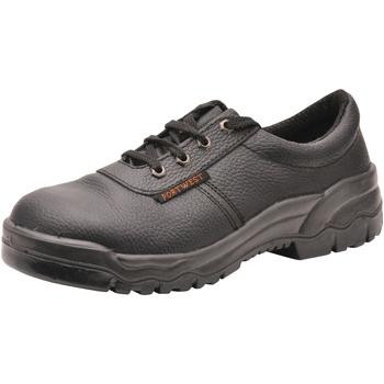 Sapatos Sapato de segurança Portwest PW303 Preto