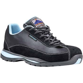 Sapatos Mulher Sapatilhas Portwest PW310 Preto