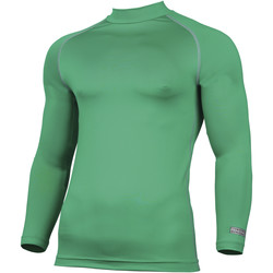 Textil Homem T-shirt mangas compridas Rhino RH001 Verde
