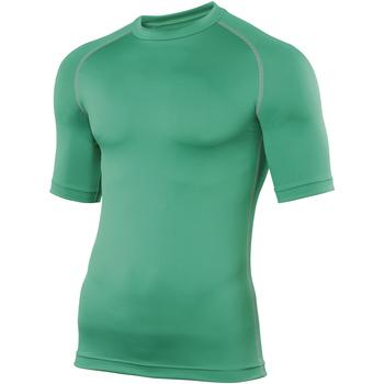 Textil Homem T-Shirt mangas curtas Rhino RH002 Verde