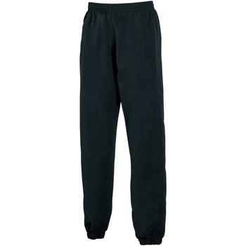 Textil Homem Calças de treino Tombo Teamsport TL047 Preto