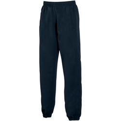 Textil Homem Calças de treino Tombo Teamsport TL047 Marinha