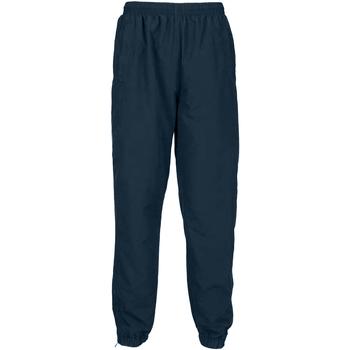 Textil Homem Calças de treino Tombo Teamsport TL048 Marinha