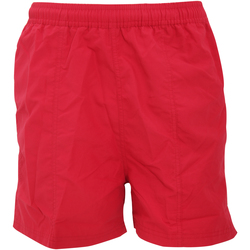 Textil Homem Shorts / Bermudas Tombo Teamsport TL080 Vermelho