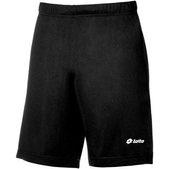 Textil Rapaz Shorts / Bermudas Lotto Omega Preto