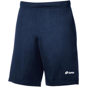 Textil Rapaz Shorts / Bermudas Lotto Omega Marinha
