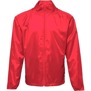 Textil Homem Corta vento 2786 TS010 Vermelho