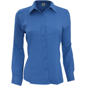 Textil Mulher camisas Henbury Wicking Real