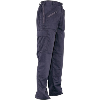 Textil Mulher Calças de treino Portwest PW108 Marinha