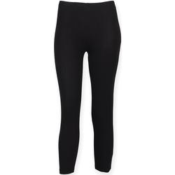 Textil Mulher Collants Skinni Fit SK068 Preto