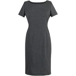 Textil Mulher Vestidos curtos Brook Taverner Teramo Carvão vegetal