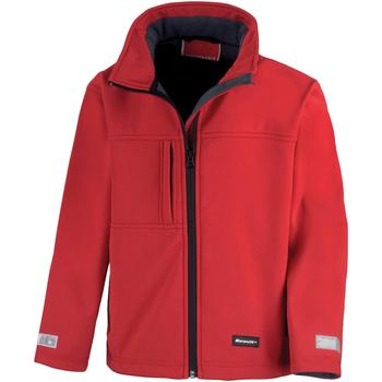 Textil Rapaz Jaquetas Result R121X Vermelho