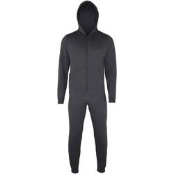 Textil Criança Pijamas / Camisas de dormir Colortone CC01J Carvão vegetal