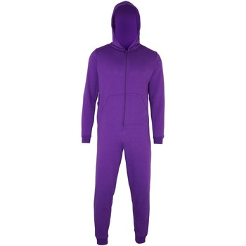 Textil Criança Pijamas / Camisas de dormir Colortone CC01J Púrpura