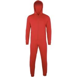 Textil Criança Pijamas / Camisas de dormir Colortone CC01J Vermelho