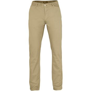 Textil Homem Chinos Asquith & Fox AQ050 Khaki