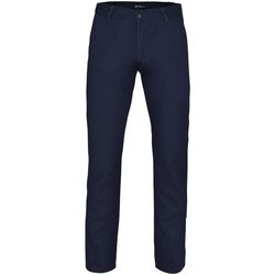 Textil Homem Chinos Asquith & Fox AQ050 Marinha