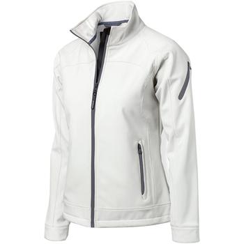 Textil Mulher Casaco polar Nimbus NB30F Branco