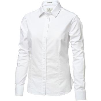 Textil Mulher camisas Nimbus Rochester Branco