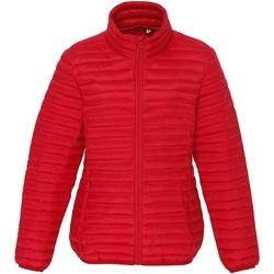 Textil Mulher Quispos 2786 TS18F Vermelho