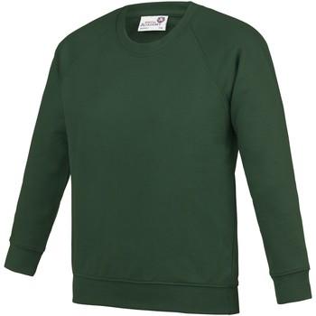Textil Criança Sweats Awdis AC01J Verde