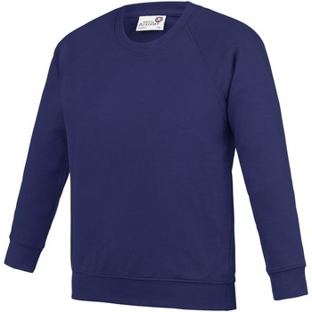 Textil Criança Sweats Awdis AC01J Púrpura