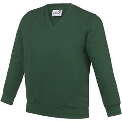 Textil Criança Sweats Awdis AC03J Verde