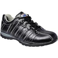 Sapatos Homem Sapato de segurança Portwest PW324 Preto