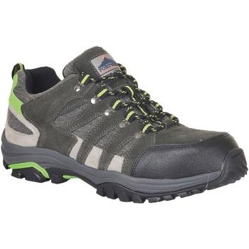 Sapatos Homem Sapato de segurança Portwest PW325 Cinza