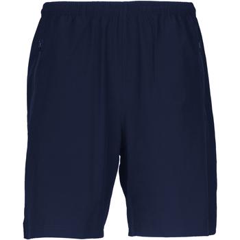 Textil Homem Shorts / Bermudas Finden & Hales LV817 Marinha