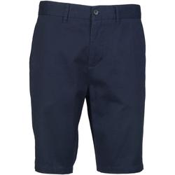 Textil Homem Shorts / Bermudas Front Row FR605 Marinha