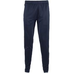 Textil Homem Calças de treino Tombo Teamsport TL580 Marinha