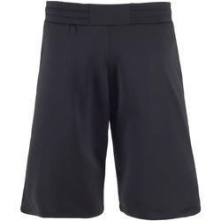 Textil Homem Shorts / Bermudas Tombo Teamsport Combat Preto