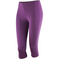 Textil Mulher Collants Spiro S284F Uva