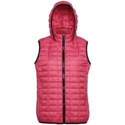 Textil Mulher Quispos 2786 TS24F Vermelho