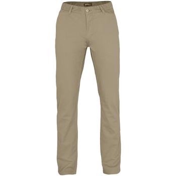 Textil Homem Chinos Asquith & Fox AQ052 Khaki