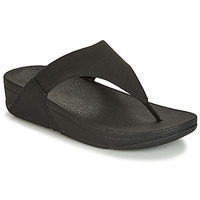 Sapatos Mulher Chinelos FitFlop LULU SHIMMERLUX Preto