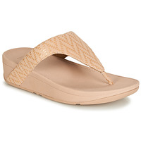Sapatos Mulher Chinelos FitFlop LOTTIE CHEVRON SUEDE Rosa