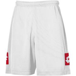 Textil Homem Shorts / Bermudas Lotto LT009 Branco