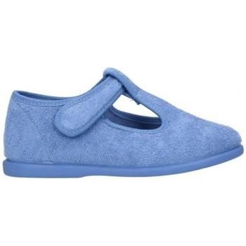 Sapatos Rapaz Chinelos Batilas 12602V Niño Azul violet