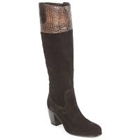 Sapatos Mulher Botas C.Doux ENZO BOT Castanho