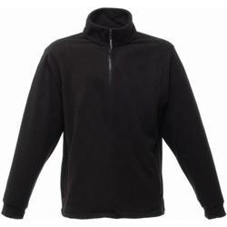 Textil Homem camisolas Regatta TRA510 Preto