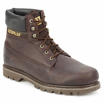 Sapatos Homem Botas baixas Caterpillar COLORADO Chocolate