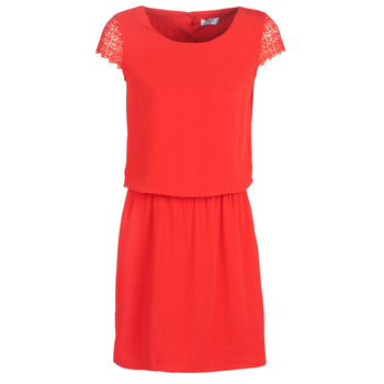 Textil Mulher Vestidos curtos Betty London KOR Vermelho