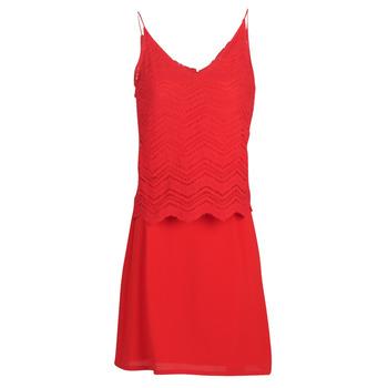 Textil Mulher Vestidos curtos Betty London KULIA Vermelho