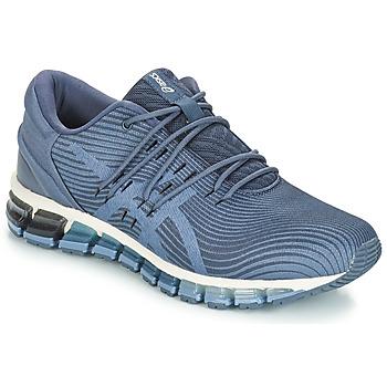 Sapatos Homem Sapatilhas Asics GEL-QUANTUM 360 4 Azul